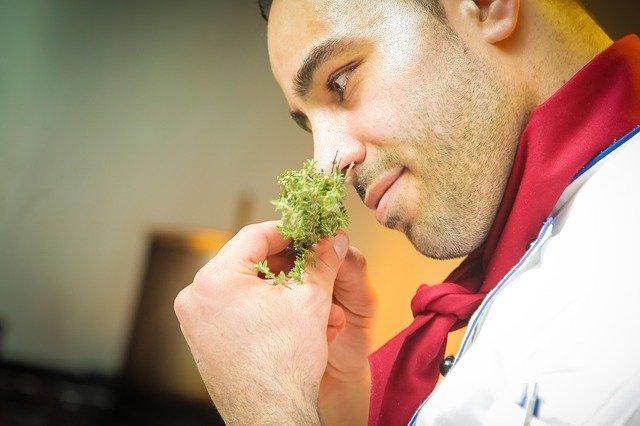 šéfkuchař v Itálii