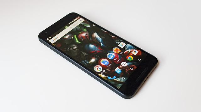 mobil s obrázky