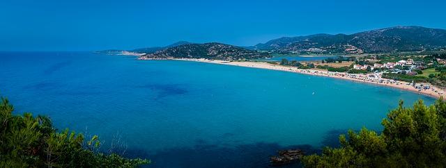 Chia - Sardinie