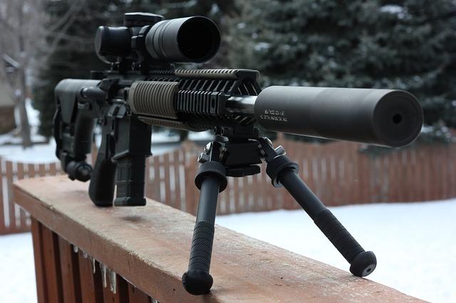 airsoftová zbraň