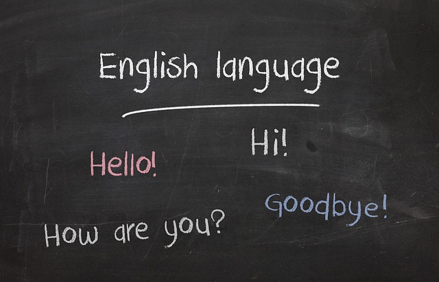 anglická slova