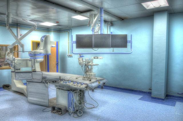 operační sal